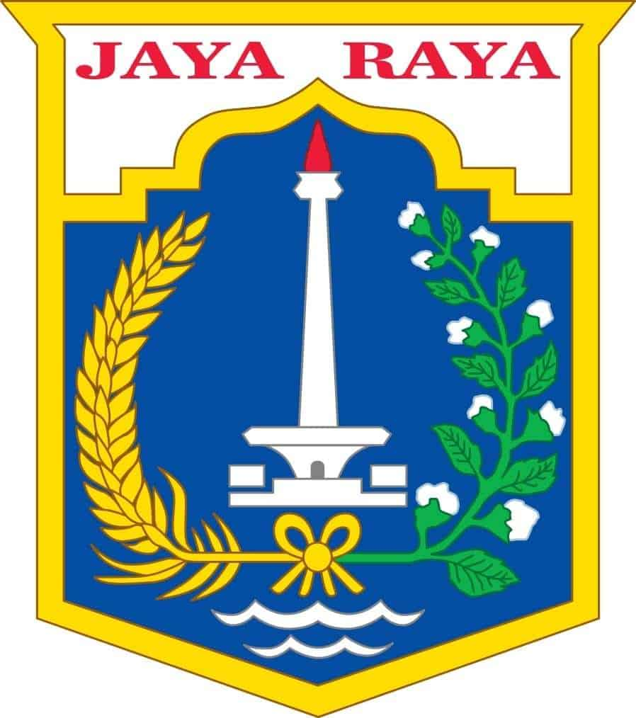 Coat of Arms of Jakarta (2010) Gunkarta | Wikimedia