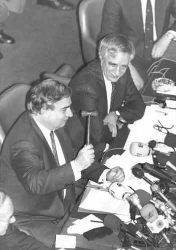Uruguay Round Negotiations   Wikimedia Commons
