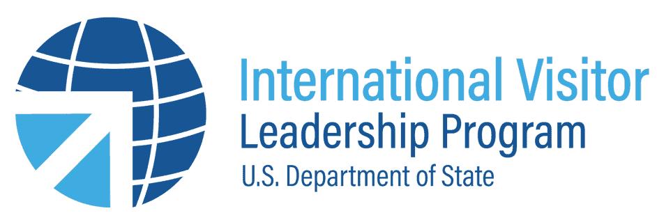 International Visitor Leadership Program logo | U.S. Department of State, Bureau of Educational and Cultural Affairs