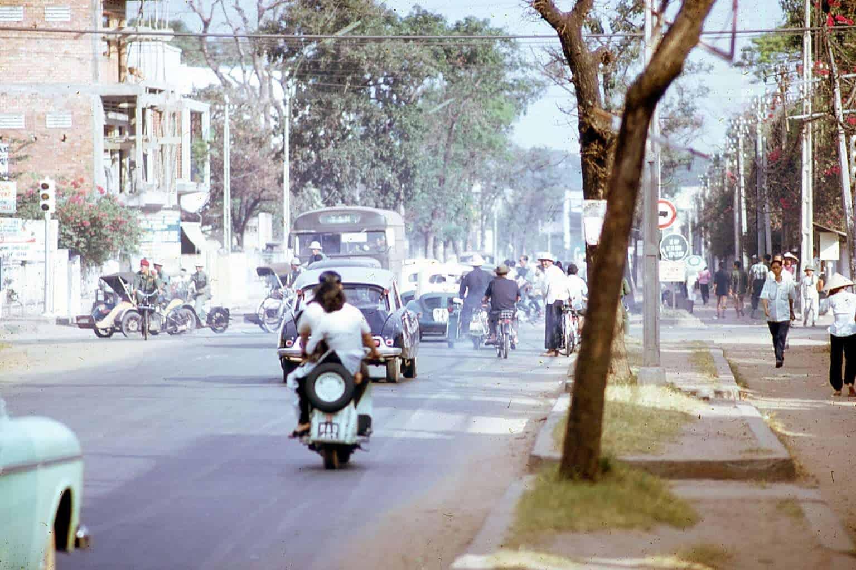 Streets of Saigon, 1967 | Wikimedia Commons